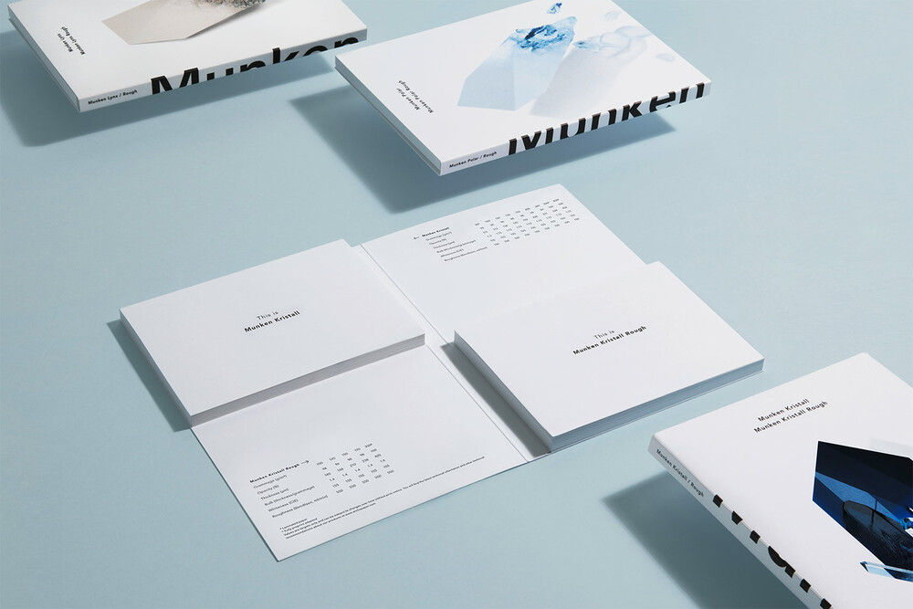 Munken Design Sample Book
